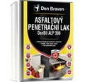 Asfaltový penetrační lak DEN BRAVEN DenBit ALP 300 balení 9 kg