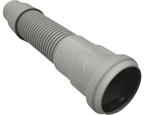 Pružná hadice pro kanalizační potrubí HT DN 50 délka 250 mm