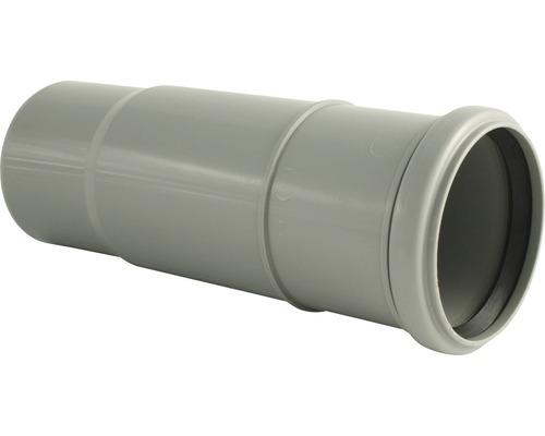 Hrdlo pro kanalizační potrubí HT DN 50 prodloužené