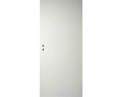Plechové dveře Hörmann ZK, 70 P, bílé