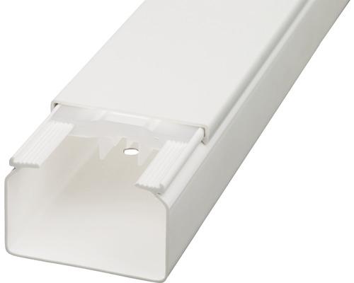 Lišta na kabely Roth Lange 40x60 bílá