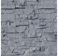 Obkladový kámen Sorrento šedý 49,4x14,7x3,5 cm