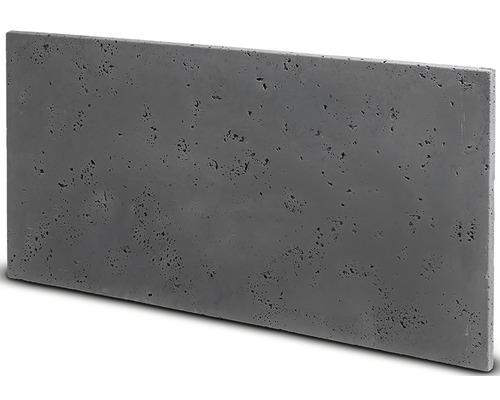 Fasádní architektonický beton šedý 30x601,5 cm