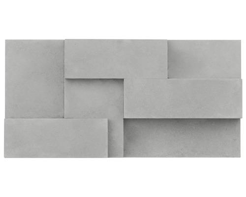 Obkladový kámen Squere šedý 30x15x4 cm
