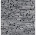 Obkladový kámen Cubana šedý 49,2x14,5x3,5 cm