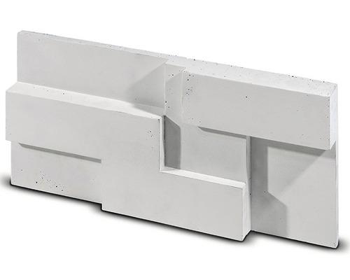 Obkladový kámen Squere bílý 30x15x4 cm