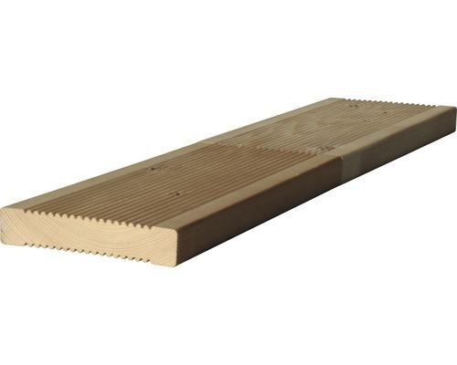 Dřevěná terasová prkna