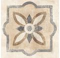 Dekor Marsilya Beige 20x20 cm