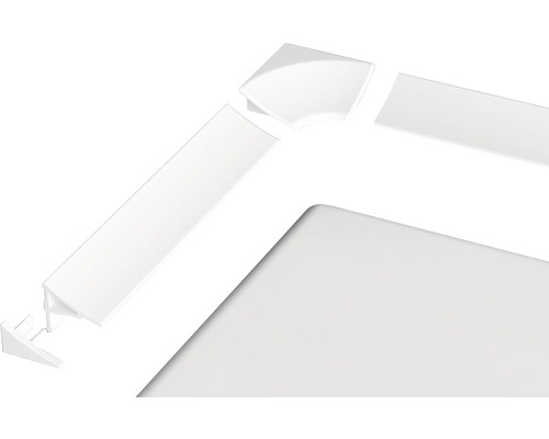 Krycí lišta RAVAK 11/2000 White