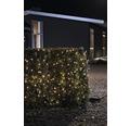 Venkovní vánoční osvětlení Konstsmide světelný řetěz 80 LED, žluté světlo