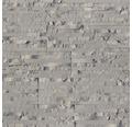 Obkladový kámen Tepic šedý 49,5x14,5x2,5 cm