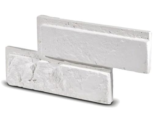 Cihlový obklad Botin bílý 33,5x14,5x2,5 cm