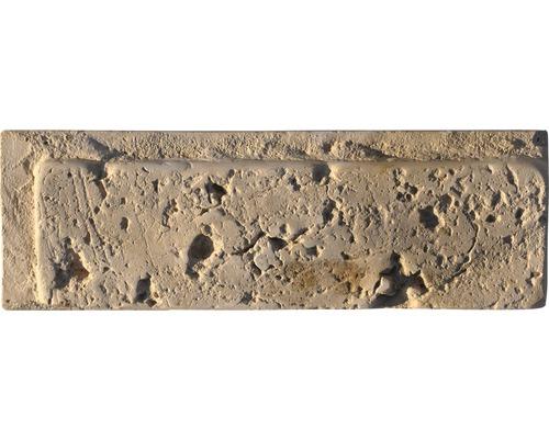 Cihlový obklad Tonala krémový 22,7x7,3x2 cm