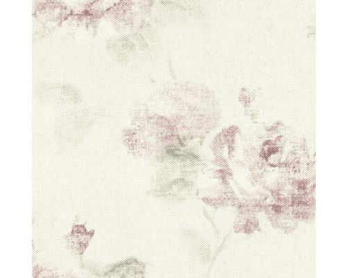 Vliesová tapeta Poetry, motiv květiny, růžová