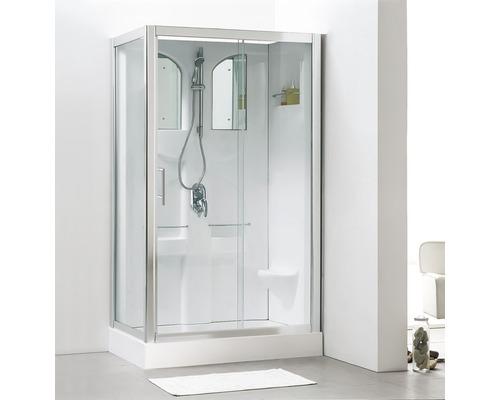 Sprchový box Schulte Malta 80x120 cm
