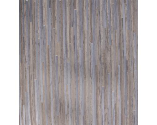PVC podlaha ELARA 4M 2,6/0,25 zebrano bílá/metalic