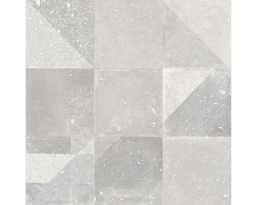Dekor Century Gris 59,6x59,6 cm