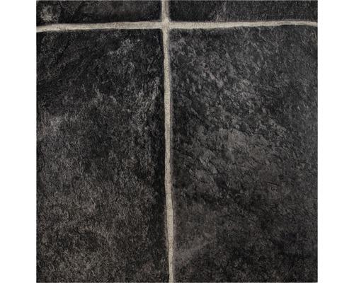 PVC podlaha MIMAS 3M 2,6/0,25 dlažba antracit