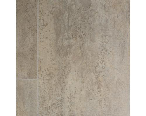 PVC podlaha MIMAS 3M 2,6/0,25 dlažba béžovo-šedá