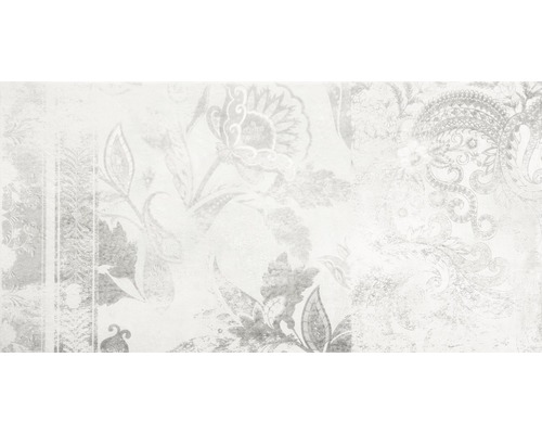 Dekor Moon Bianco Art B 30x60 cm