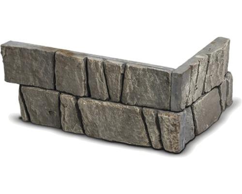 Obkladová cihla rohová Padwa 22x11,2x9x2,3 cm