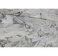 Obkladový kámen ALFIstick Mramor bílý 15x60 cm