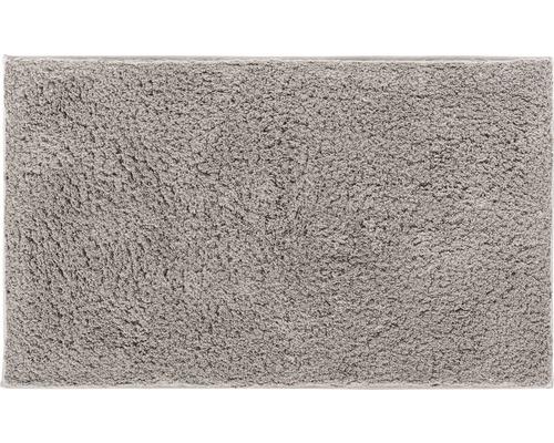 Předložka do koupelny Grund Navona tmavošedá 70x120 cm