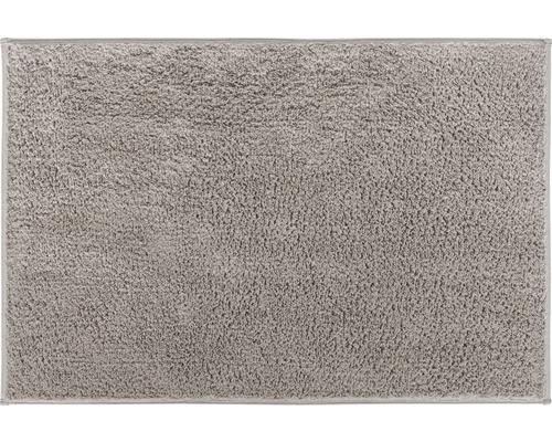 Předložka do koupelny Grund Marla tmavošedá 60x90 cm