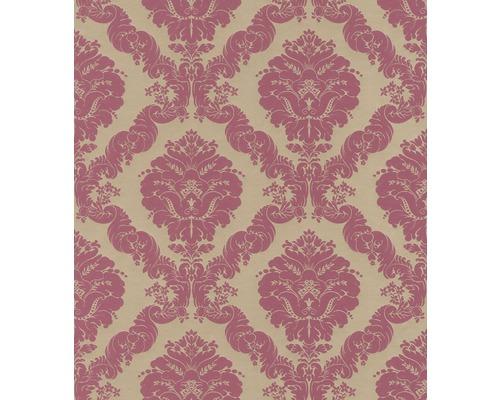 Vliesová tapeta Trianon XII, motiv ornament, červená
