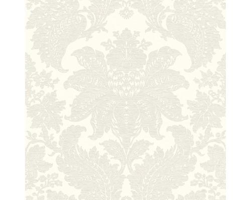 Vliesová tapeta Trianon XII, motiv ornament, bílá