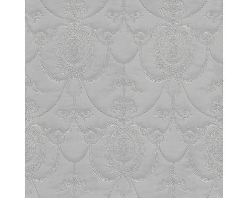 Vliesová tapeta Trianon XII, motiv ornament, šedá