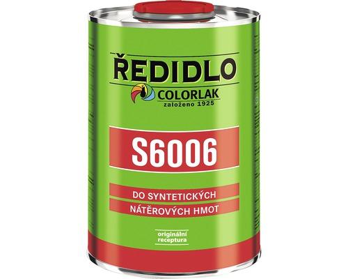 ŘEDIDLO olejovo syntetické S6006 0,42L