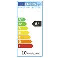 FLAIR Viyu Smarte LED žárovka RGB E27/9,5W (60W) 806 lm 1800-6500 K teplá bílá-bílá denního světla