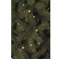Umělý vánoční stromek Chamonix s osvětlením 230 LED 185 cm