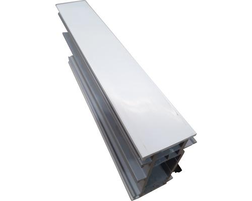 Rozšiřovací profil ARON Comfort 35 mm bílý / bílý D: 1400 mm