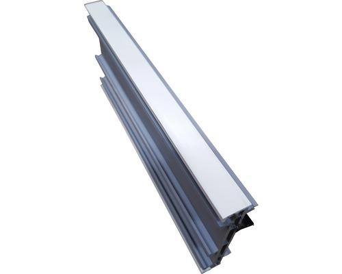 Rozšiřovací profil ARON Comfort 15 mm bílý / bílý D: 2200 mm
