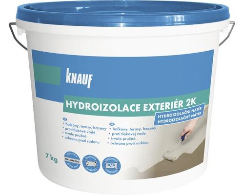 Hydroizolace Exteriér 2K KNAUF balení 7 kg