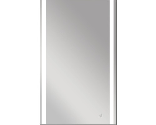 LED zrcadlo do koupelny DSK Silver Boulevard