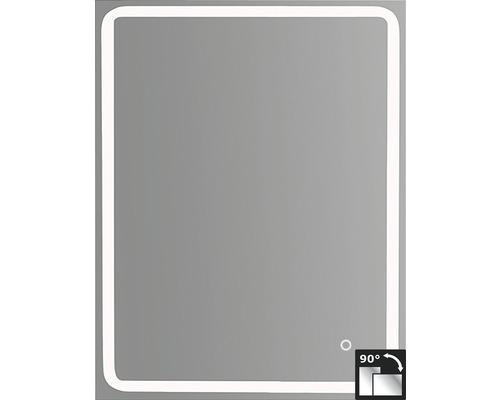 LED zrcadlo do koupeny MIA 60x80 cm IP44