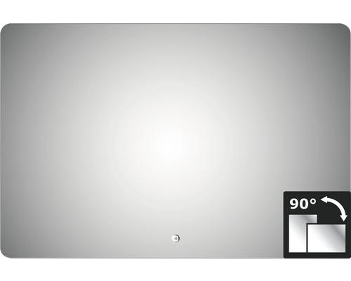 LED Zrcadlo do koupelny Silver Moon 80x120 cm