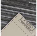 PVC podlaha ELARA 4M 2,6/0,25 zebrano antra/metalic