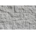 Obkladový kámen křišťálově bílý mramor 10x20 cm