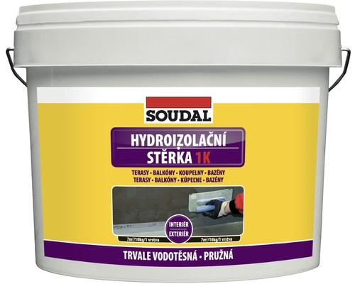 Hydroizolační stěrka Soudal 1K 10 kg