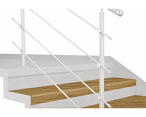 Schodový nášlap TOPSTEP FLEX 1200 x 340 x 11 mm dub natur balení 2 ks