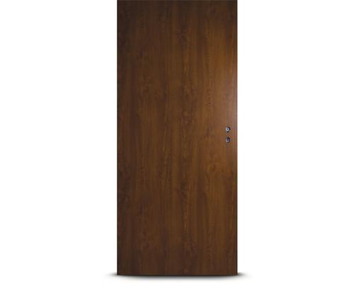 Plechové dveře Hörmann ZK, 100 L, dub zlatý
