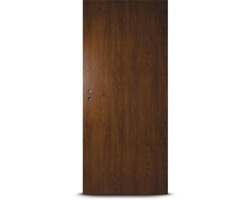 Plechové dveře Hörmann ZK, 70 P, dub zlatý