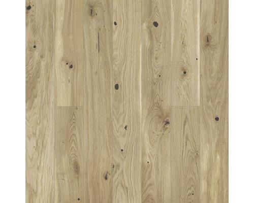 Dřevěná podlaha 14.0 dub šedý olejovaný