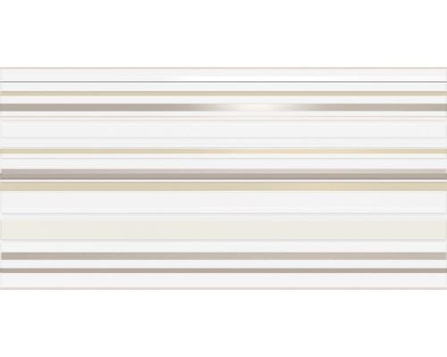 PVC panel Back. Branch cream, 0,4mm