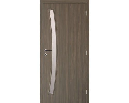 Interiérové dveře Solodoor Zenit 21 prosklené 60 P fólie rustico (VÝROBA NA OBJEDNÁVKU)