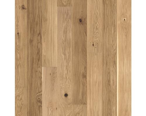 Dřevěná podlaha ter Hürne 12.0 dub kartáčovaný